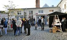 Einladungsbrief Kunsthandwerksmarkt 2018
