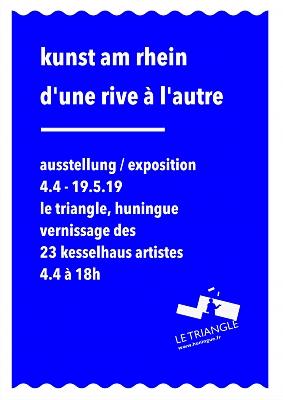 Kunst am Rhein - d'une rive à l'autre