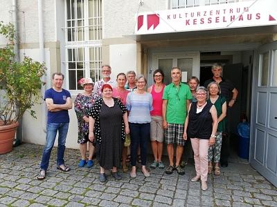 Reges Leben im Kesselhaus - Verein freut sich über Modernisierungen