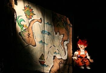 Theater Felucca: Dudels Schatzsuche