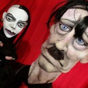 """Theater Marotte -""""Er ist wieder da"""" (Figurentheater für Erwachsene)"""