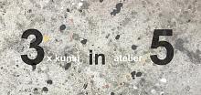 3x kunst in atelier 5 - Neue Ausstellung im Atelier der Fotografischen Gesellschaft Dreiland
