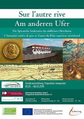 """Vernissage der Ausstellung """"Sur l'autre rive - Am anderen Ufer"""" - Atelier 5 Fotografische Gesellschaft Dreiland"""